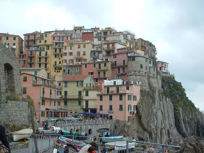 The old world charm of Cinque Terre